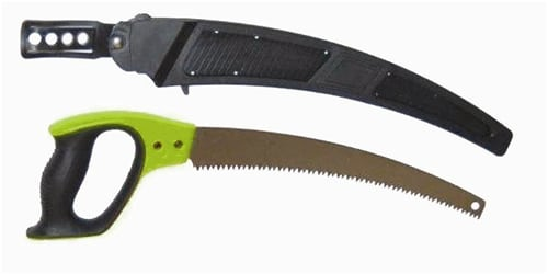 HME Hand Saw With Scabbard - HME-HS-1