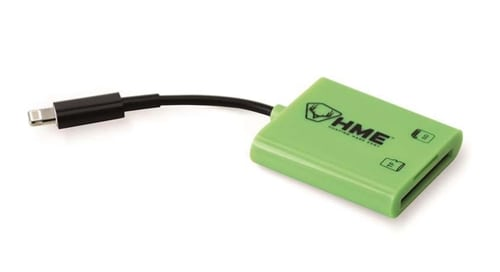 HME SD Card Reader For IOS - HME-SDCRIOS