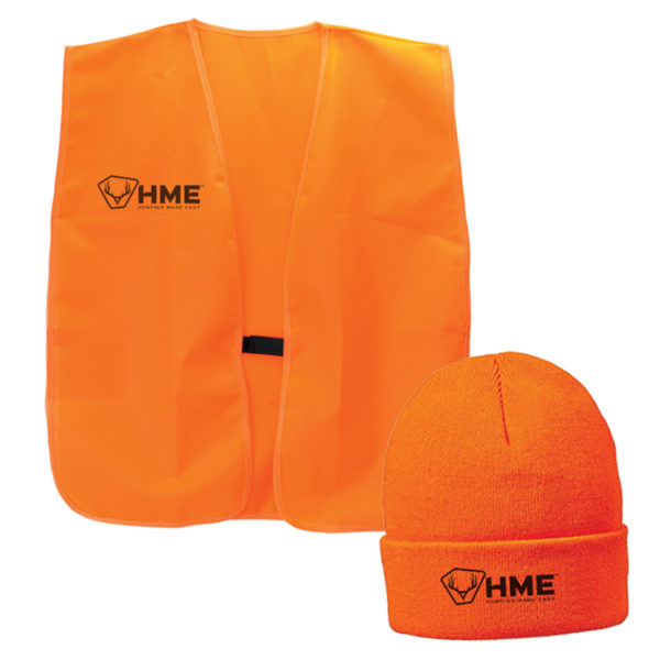HME Vest and Beanie